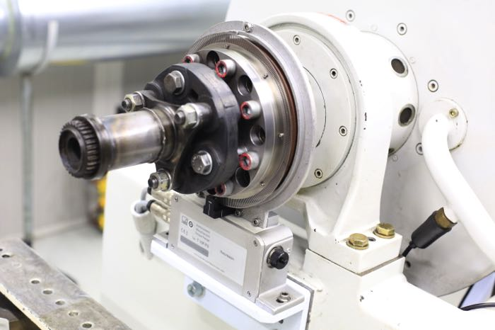 torque meter engine dyno