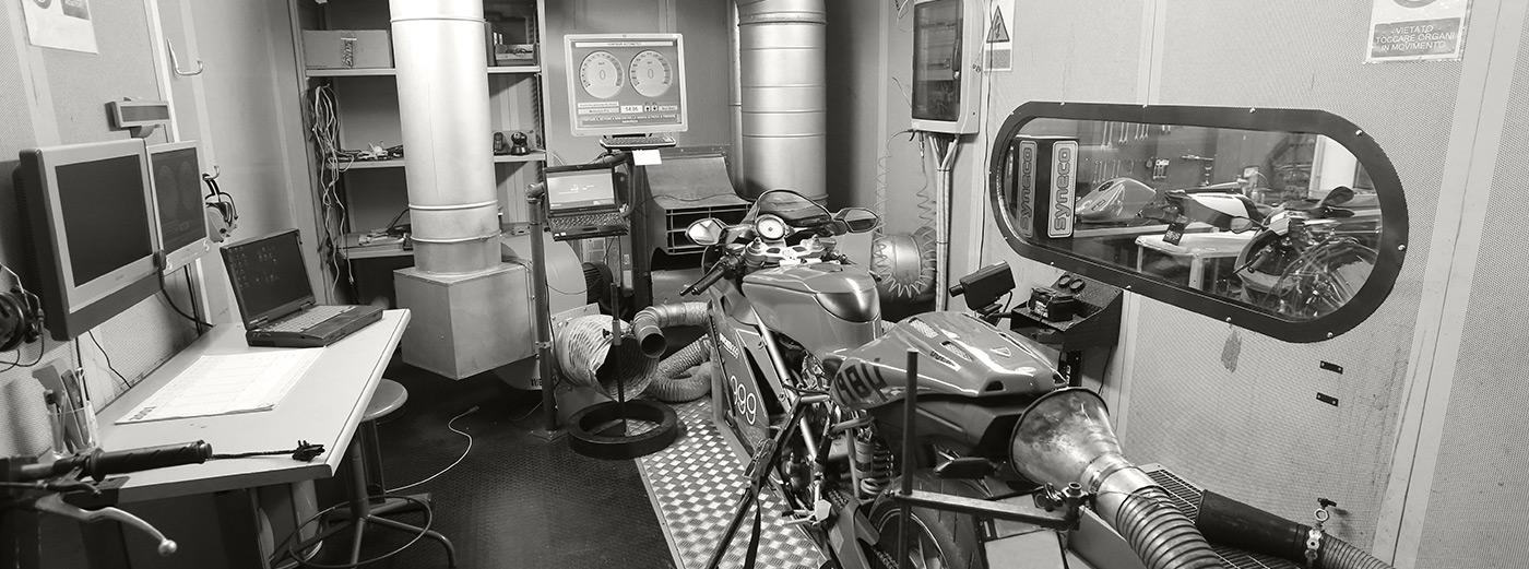 motorbike dyno